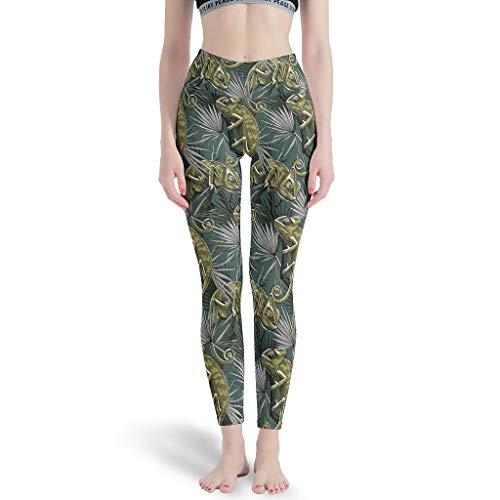 Twelve constellations Polainas deportivas para mujer, lisas, hasta el tobillo, pantalones de yoga, color blanco