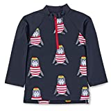 Sterntaler Baby - Jungen Langarm-Schwimmshirt, UV-Schutz 50+, Alter: 2-3 Jahre, Größe: 86/92, Farbe: Marine