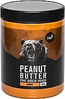 PEANUT BUTTER 100% PUR : notre beurre de cacahuète contient 100% de cacahuètes. Sans gluten ni ajouts d'huile de palme, de sel ou de sucre. Sans arômes et sans édulcorants RICHE EN PROTÉINES : Cette purée de cacahuète contient une quantité exceptionn...
