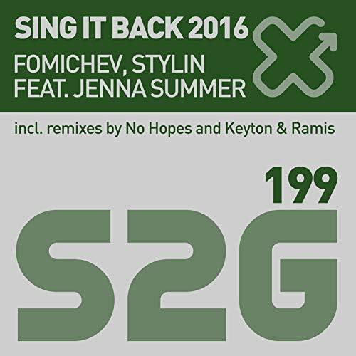 Fomichev & Stylin feat. Jenna Summer