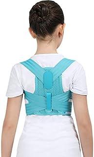 LLF Adjustable Children Posture Corrector Back Support Belt Kids Orthopedic Corset For Kids Spine Back Lumbar Shoulder Bra...