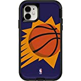 Skinit Decal Skin Compatible with OtterBox Defender iPhone 11 Case - Officially Licensed NBA Phoenix Suns Large Logo Design