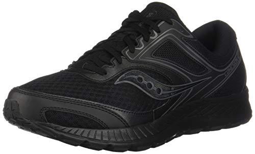 Saucony Cohesion 12 Chaussures de Course pour Homme - - Noir, 45 EU