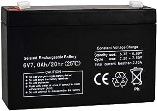 voiture /électrique pour enfant 6/V 7/Ah AGM Batterie compatible avec v/éhicule