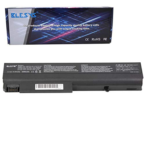 BLESYS 10.8V Kompatibel mit HP Compaq Business Notebook 6510b 6710b 6910p nc6100 nc6200 Serie HSTNN-UB28 HSTNN-C31C HSTNN-CB28 Laptop Akku