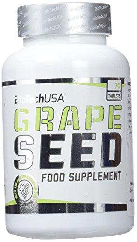 Biotech Grape Seed Vitaminas y Minerales - 70 Tabletas