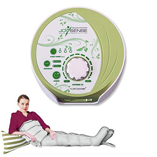 MESIS Presoterapia PressoEstetica JoySense 3.0 (con 2 botas y Kit estética)