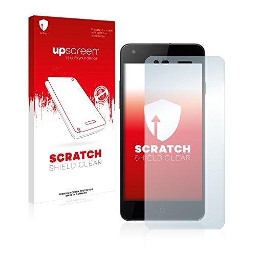 upscreen Schutzfolie kompatibel mit Siswoo i8 Panther – Kristallklar, Kratzschutz, Anti-Fingerprint