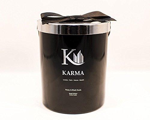 Jo Malone Peony & Blush Suede 230G (100% cera de soja, 8% aroma)–lujo Vela Karma