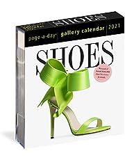 Shoes Gallery 2021 Calendar