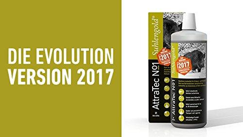 AttraTec No 1 Suhlengold® Version 2017 NEUE REZEPTUR Bioaktives Lockmittel