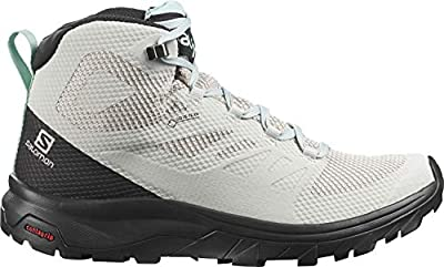 Salomon OUTline Mid GTX W Women's Shoes With GORE-TEX Technology for Walking and Hiking