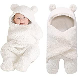 Customer reviews Y56 Baby Sleeping Bag Wrap Blanket Universal Baby Cute Newborn Infant Baby Boy Girl Swaddle Photography Prop for 0-12 months