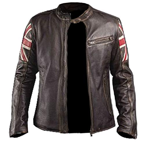 Leather Jacket for Men in Uk