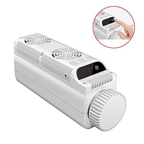 KTops Medical Drug Kühlschrank Insulin Kühl Box Mit HD-LED-Anzeige Und Intelligenter Kühlung, Ideal Für Outdoor-Reisen Auto Insulin Kühlschrank 2-8 ° C Kühlkreislauf