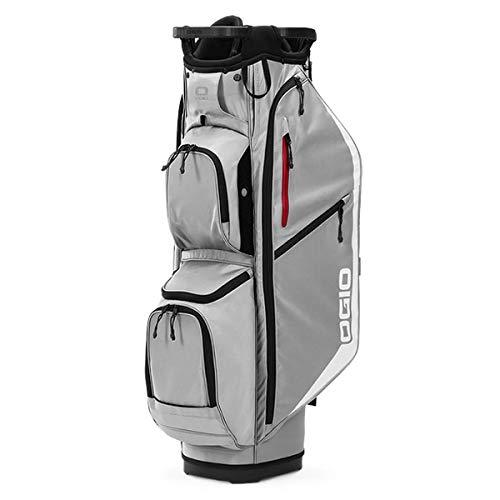 OGIO Golf 2020 Fuse 14 Cart Bag Sacs trépieds Adulte Unisexe, Gris, Taille Unique
