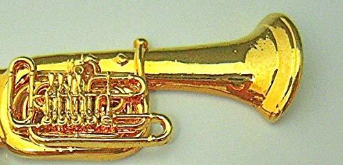 ミラフォン チューバ ネックレス ゴールド Mirafone Tuba Necklace 573