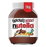 Nutella - 1kg - Pâte à tartiner aux noisettes