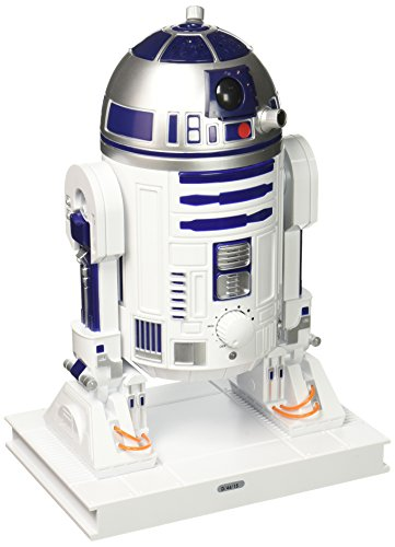 """Price comparison product image Star Wars 9707 R2D2 Ultrasonic Cool Mist Personal Humidifier,  7.8"""""""