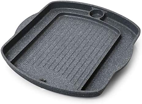 Queen Sense BBQ Grill Pan for Selling rankings gas Max 47% OFF Cookware stove Sui Induction