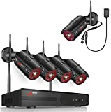 Best ANRAN Security Camera Systems - ANRAN 8 Channel Wireless Security Camera System Review
