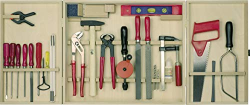 Profi-Werkzeugschrank mit 30 Teilen