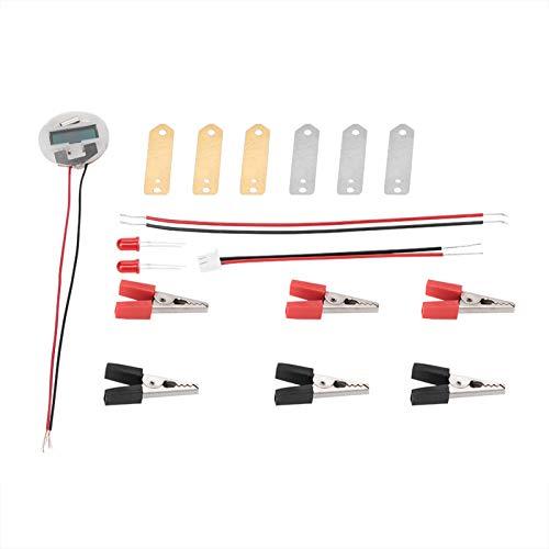Marvellous Kit de Motor de Circuito eléctrico, Kit de Experimento de Ciencia...