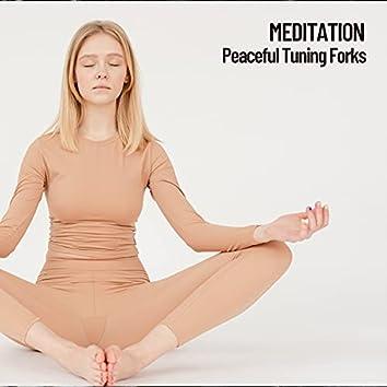 Meditation: Peaceful Tuning Forks
