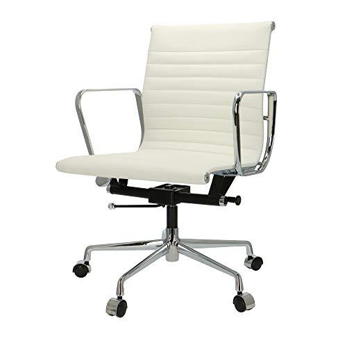 Popfurniture POP Designer bureaustoel - managersstoel, bureaustoel - in hoogte verstelbaar - skai |