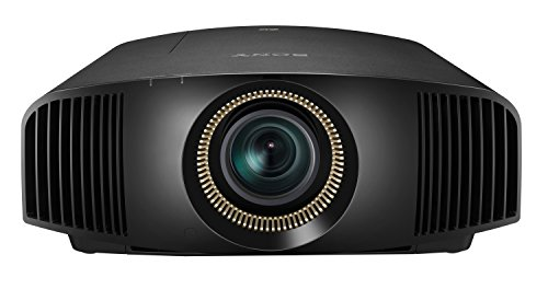 Sony VPLVW385ES 4K Home Theater Projector with HDR Support