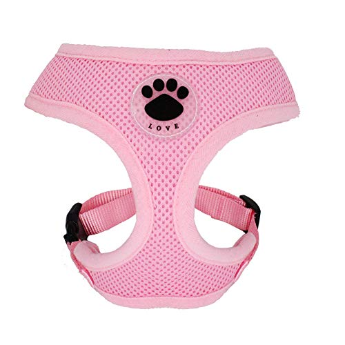 WONDERPUP Soft Mesh Dog Harness
