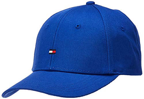 Tommy Hilfiger Damen BB Baseball Cap, Blau (Surf The Web 421), One Size (Herstellergröße:OS)