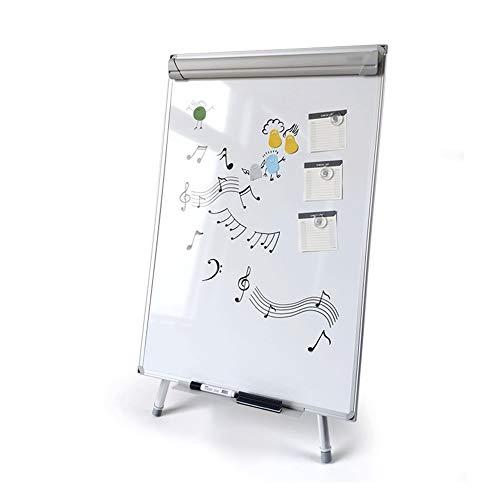 KSW_KKW Hauteur Ajustable magnétique Whiteboard Accueil Enseignement Support Support Whiteboard Panneau Vertical Accueil Tableau Blanc