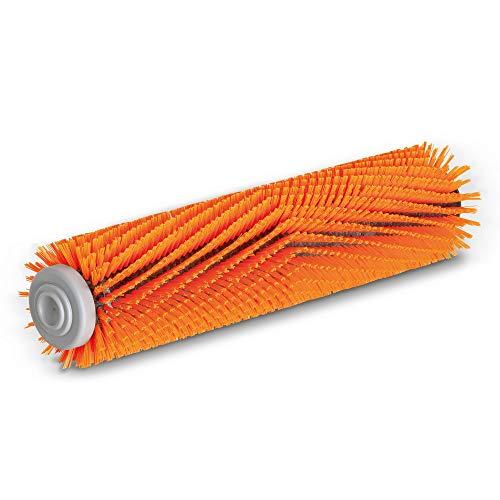 Kärcher 2.642–661.0Stick Vacuum Bürste Zubehör und–versorgung–Zubehör für Staubsauger (Stick Vacuum, Bürste, Orange, Polypropylen (PP), Kärcher BR 4.300, 345mm)