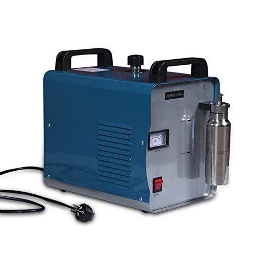 300W 75L Generatore ossidrica ACQUA SALDATORE Acrilico FIAMMA LUCIDATRICE, Generatore di Ossigeno e...
