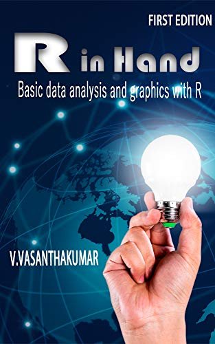 R in Hand : Basic data analysis and graphics with R Front Cover