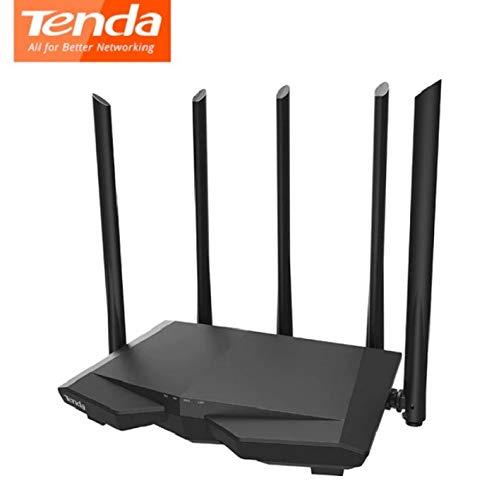 Router INALÁMBRICO TENDA AC7 802.11AC Wave 2.0 2.4/5GHZ