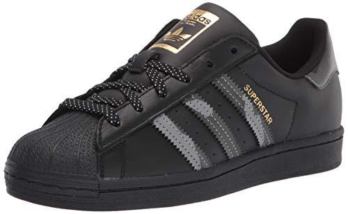Zapatillas Adidas Originals Superstar para Adultos Unisex, Color Negro, Talla 36 1/3 EU