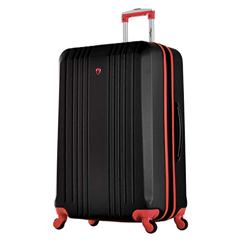 Olympia Apache Ii 29' Carry-on Spinner, BLACK+RED