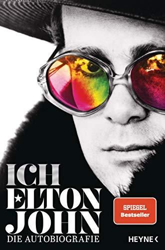 Buchseite und Rezensionen zu 'Ich: Elton John. Die offizielle Autobiografie' von Elton John