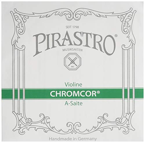 Pirastro Chromcor 319220 cromo 2ª-medium-violín 4/4