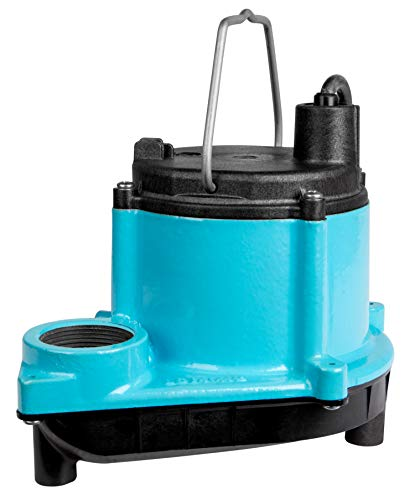 Little Giant 506271 6-CIM-R 2750GPH Submersible Sump Pump