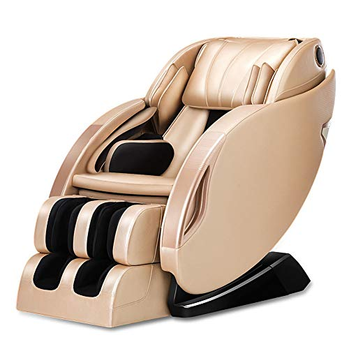 Learn More About Massage Chairs Electric Professional Relax Air Massagers Chair with Shiatsu, Rollin...
