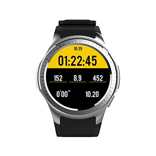 ZHICHUAN Relojes Inteligentes Moda, Rastreadores de la Aptitud con Monitores de Presión Del Ritmo Cardíaco Y la Sangre Son a Prueba de Agua, Pulseras Inteligentes con el Ejercicio Rast