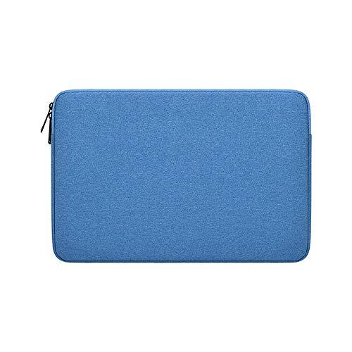 Funda para portatil Bolsa impermeable de la manga del ordenador portátil 15.6 Funda para MacBook Air Pro 11 13 15 13.3 pulgadas Cuaderno de iPad protectoras de la tableta bolsa de la lapita Bolso para