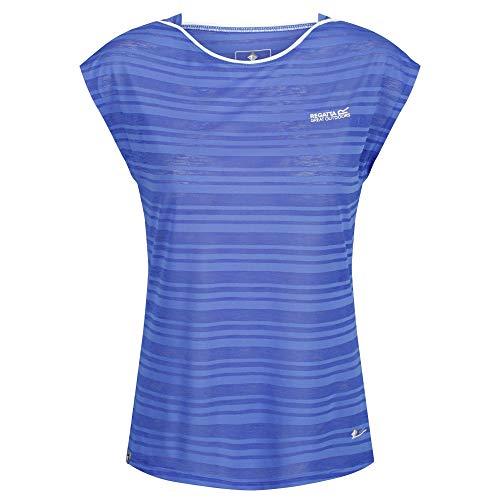 Regatta Womens Limonite III Wicking Short Sleeve T Shirt
