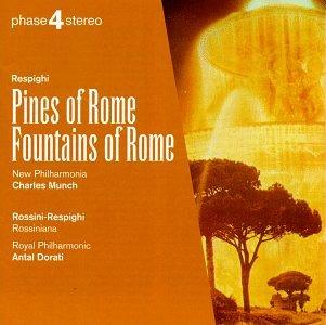 Pinien V.Rom/Brunnen