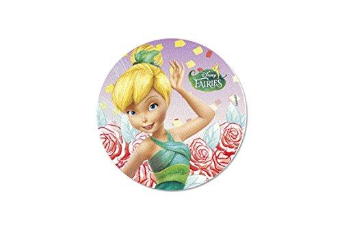Unbekannt Disco Waffel Ostia für Kuchen Trilly Fairies Blumen 70458 TIPO 3
