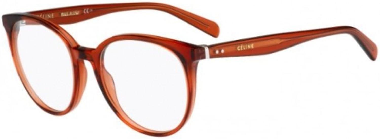 Céline  THIN MARY CL 41348, Cat Eye, acetate, women, DARK orange(EFB), 53 19 145