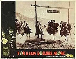 For a Few Dollars More - Authentic Original 14